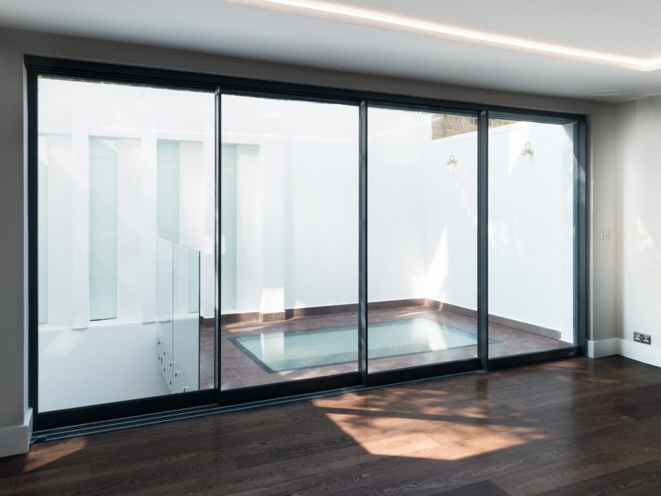 Structural glass Archives   HDB London   SW6   Fulham   Builders